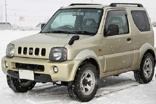 Suzuki Jimny Wide Generasi Ketiga