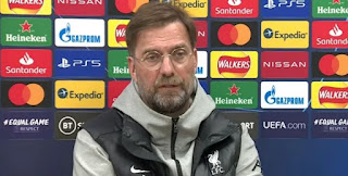 'We don't have a lot to lose': Klopp speaks on UCL second leg clash with Madrid