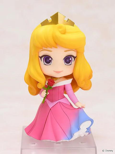 Sleeping Beauty Nendoroid Princess Aurora