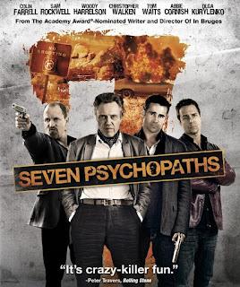Seven Psychopaths (2012) งานป่วนฮาแสบรวมดาว [มาใหม่ SubThai]