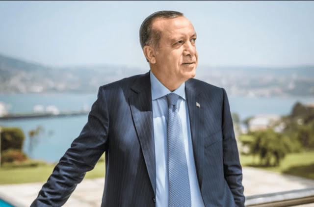 Ο Ερντογάν… βρίσκει και τα κάνει