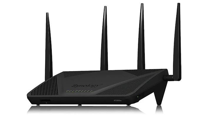 Synology RT2600ac high-speed Wi-Fi router review