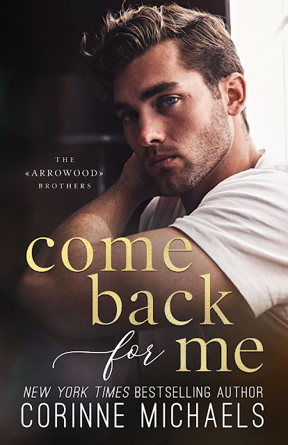 Cover Reveal   Come Back for Me di Corinne Michaels