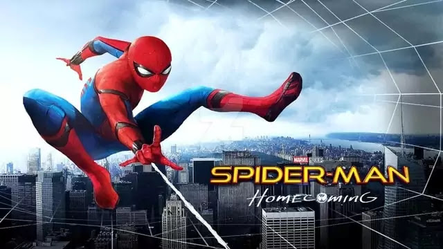 Spider-Man: Homecoming  Movies HD Image Poster