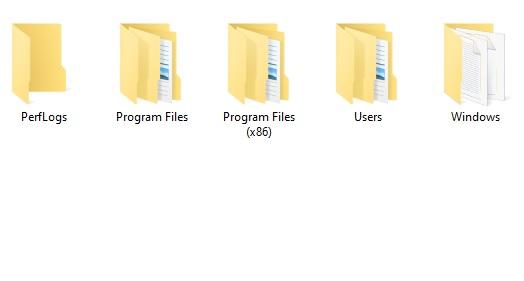Perbedaan Folder Program Files dan Program Files (x86) di Windows