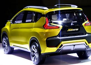 Desain Mitsubishi XM Concept