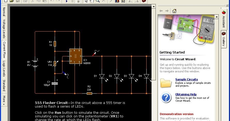 Download Circuit Wizard Xtronic