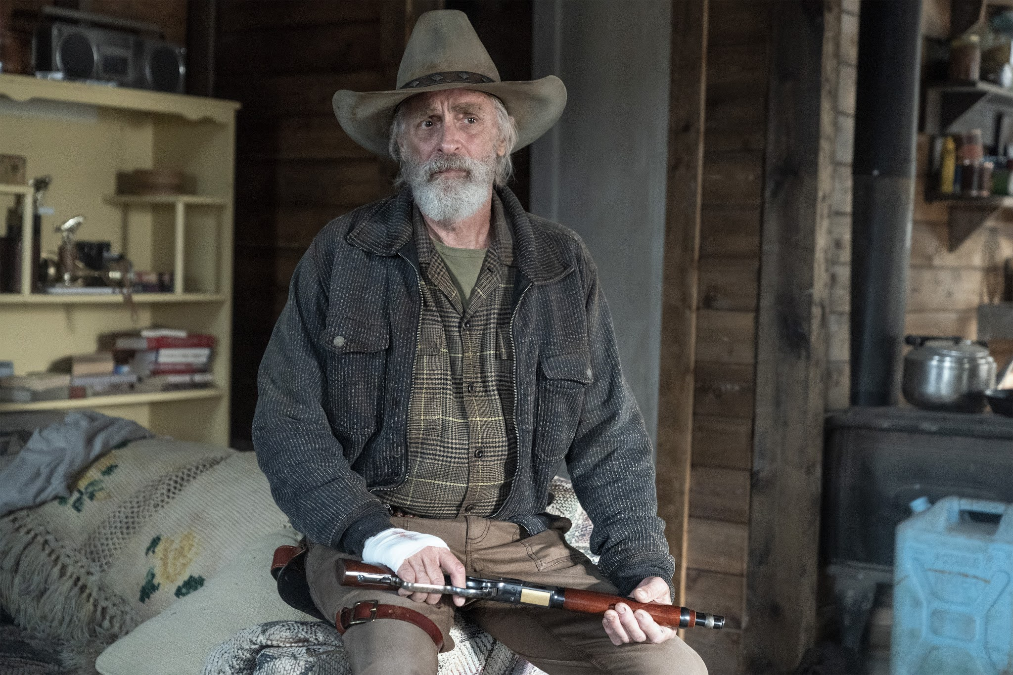 El padre de John Dorie se une al reparto de Fear the Walking Dead