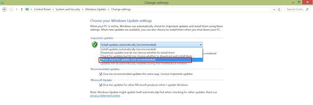 Cara Mematikan Update Otomatis Windows di PC