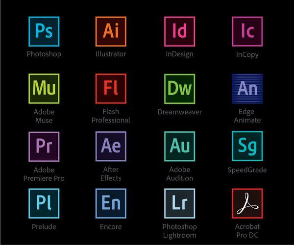 اسطوانة برامج أدوبى 2021 | Adobe Master Collection CC 2021 17.08.2021