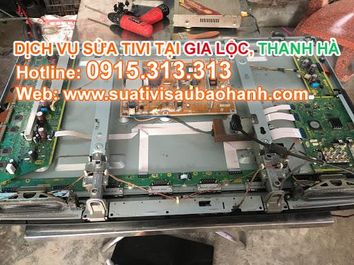 Sửa tivi tại Gia Lộc, Thanh Hà Hải Dương Uy tín