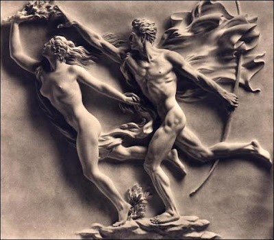 O mito da Homossexualidade na Grécia Antiga Apolo%2By%2Bdafne