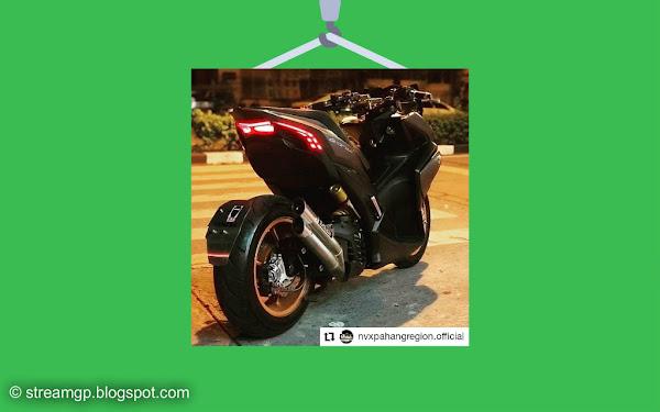 Risiko mengganti ban lebar pada motor matic Resiko Mengganti Ban Lebar Pada Motor Matic