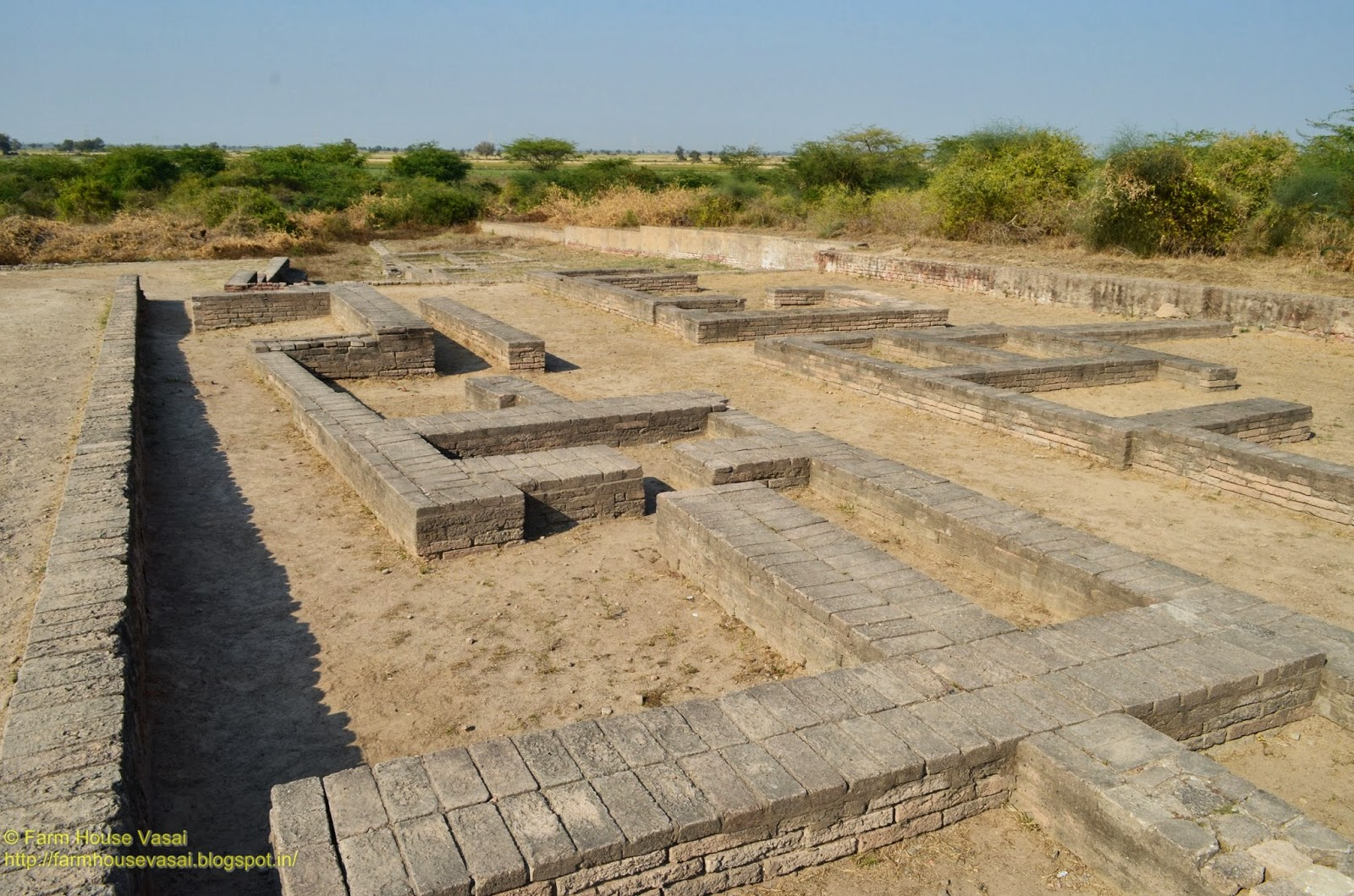 Discover India Quot Lothal Quot The Port Of Harappan Civilization