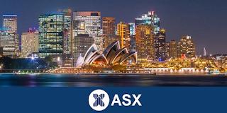 Australia blue-chip stock : ASX:XAO All Ordinaries Index (All Ords, AOI) chart