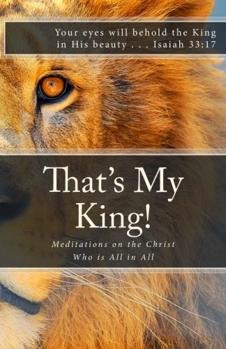 """That's My King!"" Book"