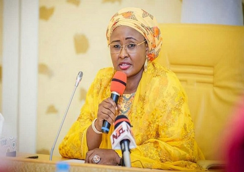It is Clear That Aisha Buhari has chased Garba Shehu out of Aso Rock