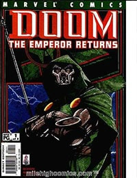 Read Doom: The Emperor Returns comic online