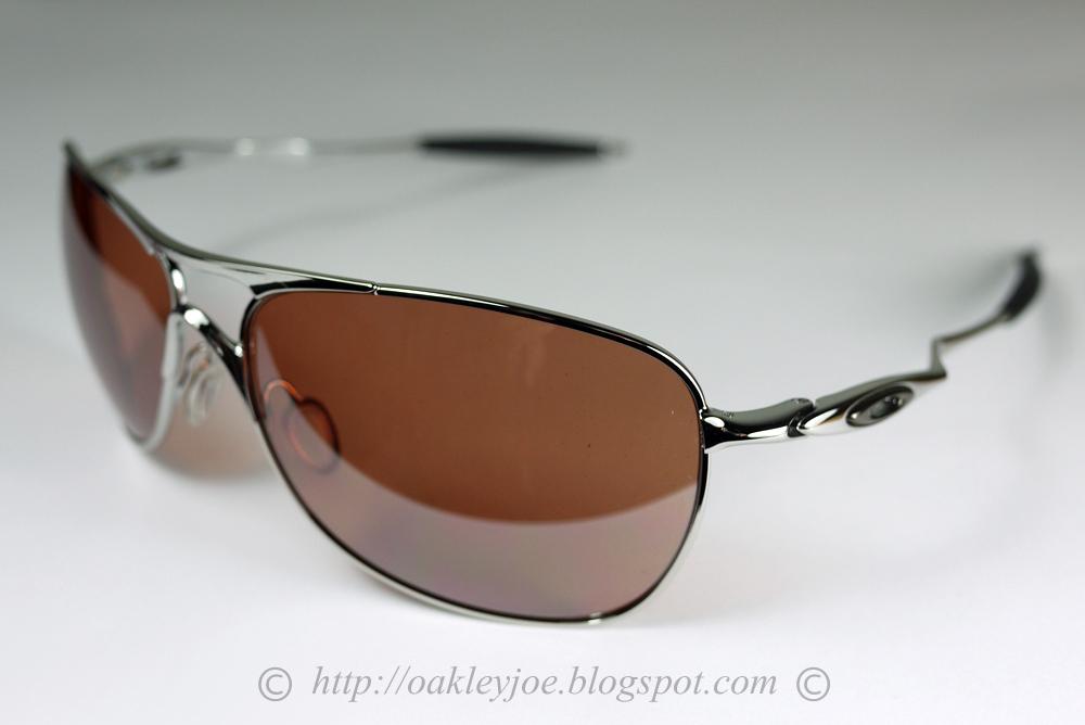 ed3a6f61f4 Oakley Crosshair Chrome Vr28 Black Iridium Polarized « Heritage Malta