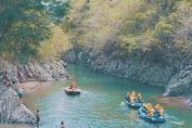 Keindahan Leuwi Kanjeng Daleum, Wisata Air Baru di Garut Selatan