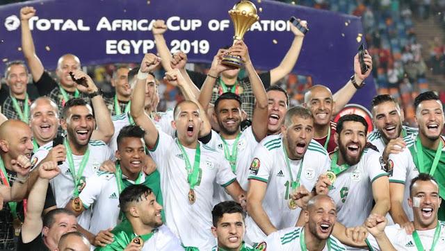 آخر اخبار المنتخب الوطني الجزائري  مع حالة الحجر الصحي