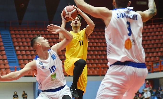 Πρόκριση στον… πόντο για τη Λάρισα επί του Αρη για το κύπελλο Ελλάδας ανδρών-Ανετο πέρασμα του Ολυμπιακού από τη Ρόδο