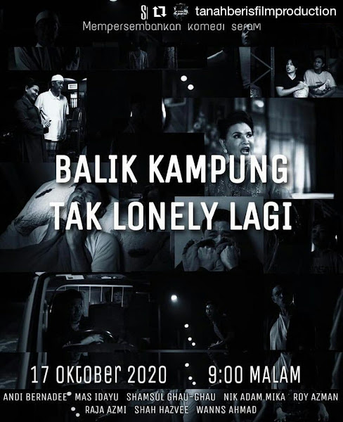 Cerekarama Balik Kampung Tak Lonely Lagi
