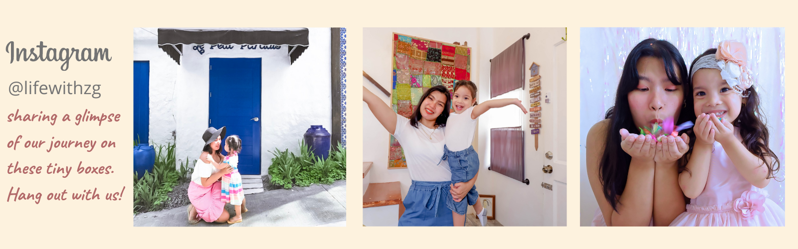 Instagram l Life with ZG l Gen Roraldo l Mommy Blogger PH l Homeschooling MOM PH