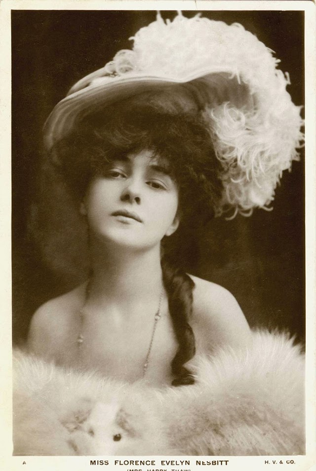 20 Early Portraits Of A Young Evelyn Nesbit America S