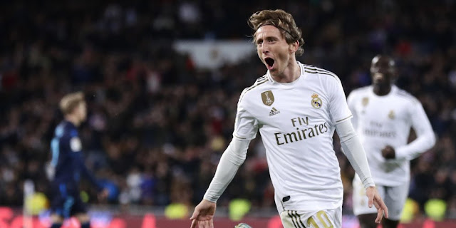 5 Candidates for Substitute Luka Modric at Real Madrid
