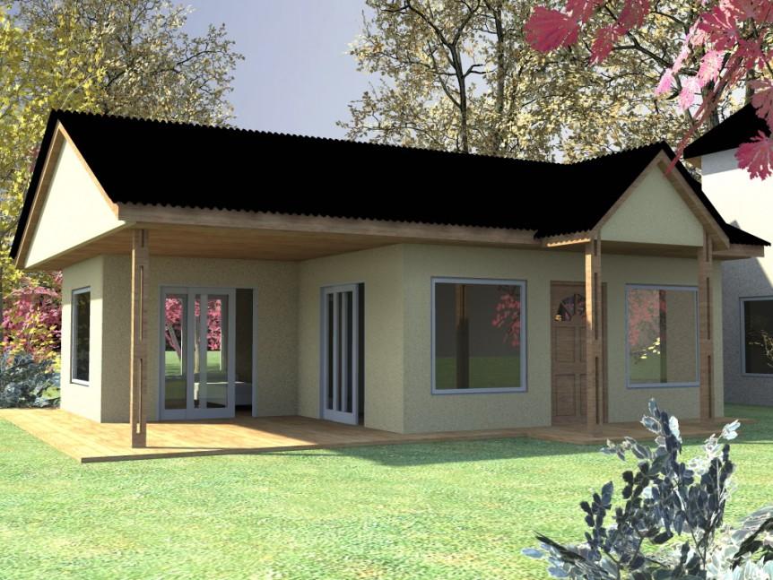 Casas prefabricadas for Modelos de viviendas