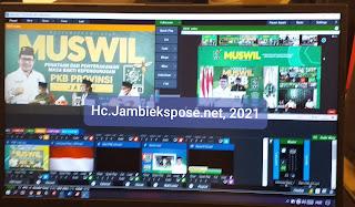 Ketum DPP PKB Secara Resmi Membuka Muswil Secara Virtual Serentak Di Seluruh Indonesia