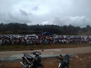 lapangan desa sukaresmi kampoeng kurma jonggol
