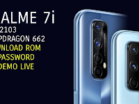 Download Stock Rom Firmware Official Realme 7i Rmx2103 Snapdragon 662 Processor