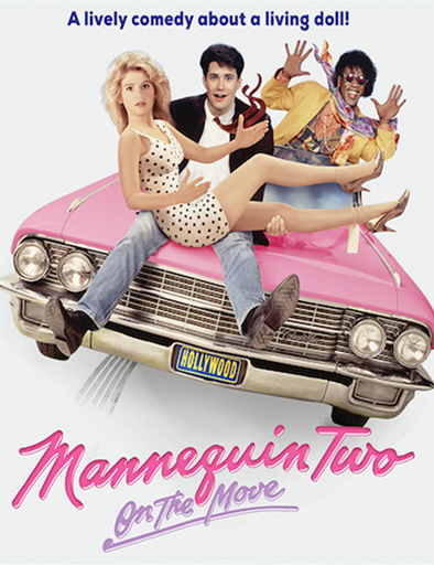 Me enamoré de un maniquí 2 (1991)