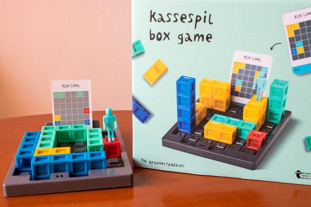Rcenze hry Box game na blogu www.spoluhratky.eu