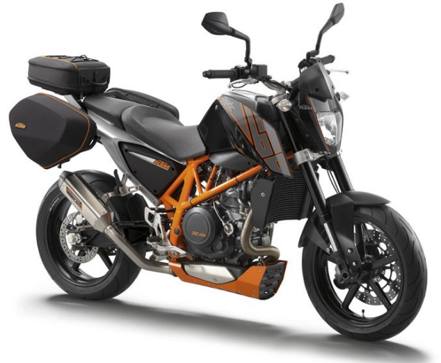 Motor 600 Cc Terbaik di Indonesia KTM Duke 690