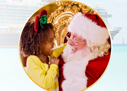 Disney is giving away a fantastic magical Disney Cruise just in time for the Holidays! Enter daily for a chance to win a very merry cruise with Santa Clause!