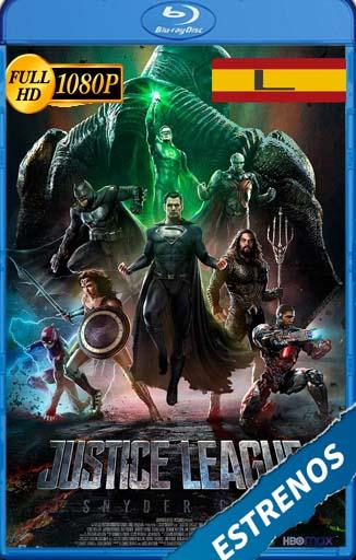 La Liga de la Justicia de Zack Snyder (2021) HMAX WEB-DL LatinoHD [1080P] [GoogleDrive] RijoHD