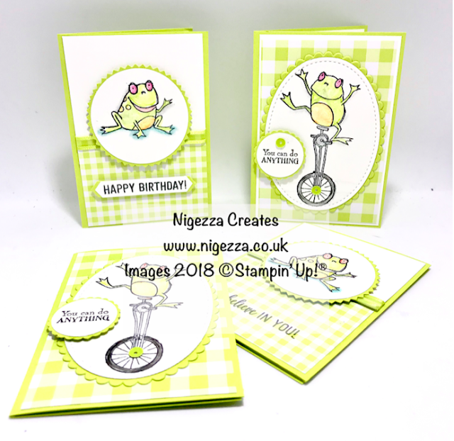 Sale-A-bration 2019 Stampin' Up! Nigezza Creates