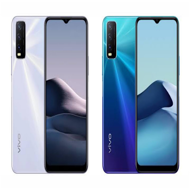 Vivo Y20 (2021) With 5,000mAh Battery And Triple Camera Launched