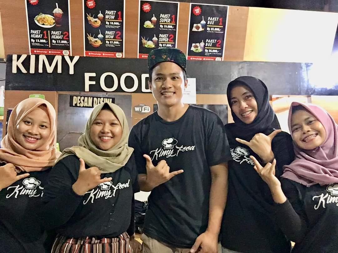 Loker Jepara Sebagai Kasir & Waiterss di Kimy Food Jepara