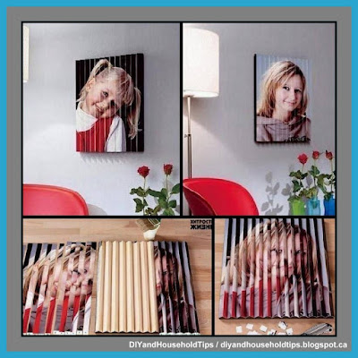 Turn 2 Photos Into Agamograph Wall Art