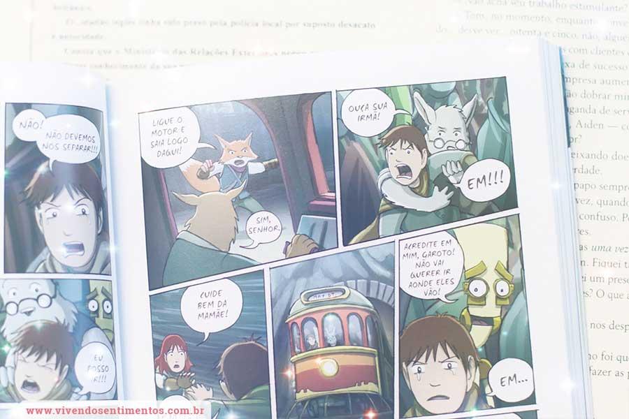 O Amuleto 2: A Maldição do Guardião da Pedra - Kazu Kibuishi