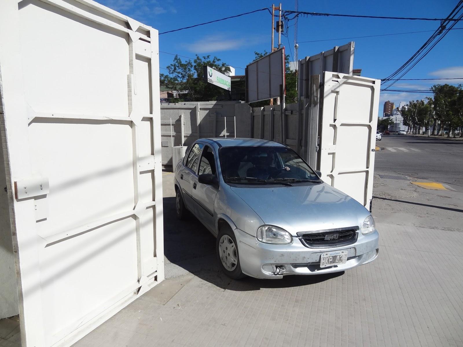 Lucci & Tom na cestách: Argentina 15: Přesun do Puerto Madryn