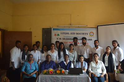 Human Rights of the Child - Legal Literacy @ Old Goa Free Legal Aid Cell