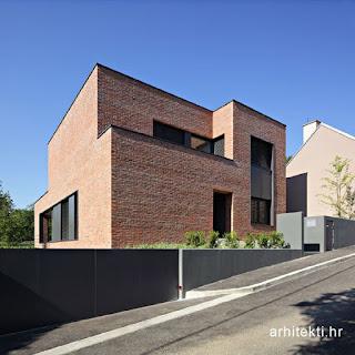 Perpaduan warna cat tembok rumah minimalis