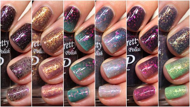 Paint It Pretty Polish thermal nail polish review