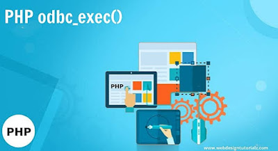 PHP | odbc_exec() Function