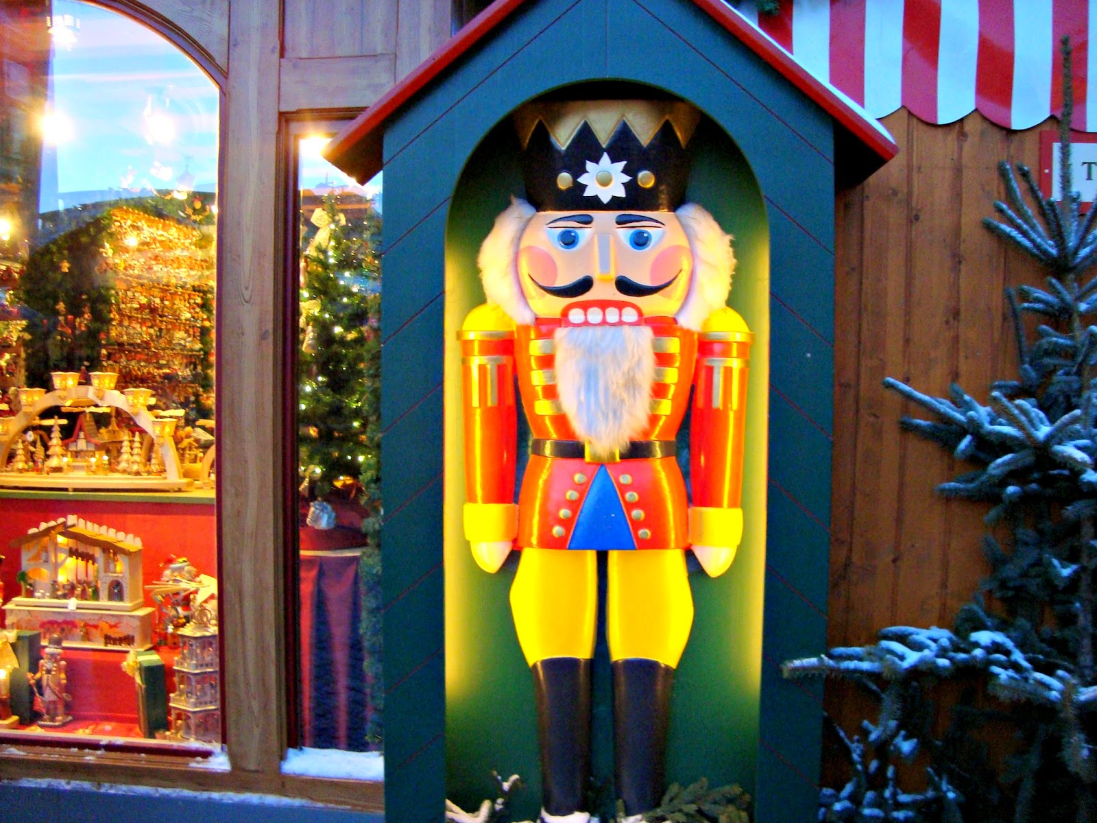 Nutcracker Leipzig Christmas Markets